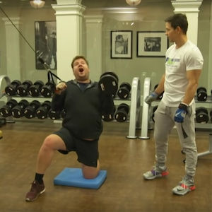James Corden, Mark Wahlberg