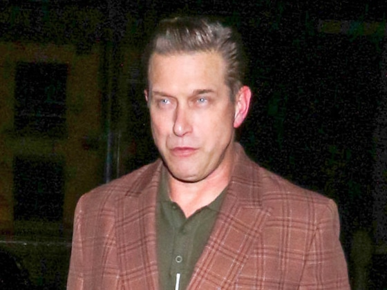 Stephen Baldwin Scoots Away After Being Asked About an Alleged Affair