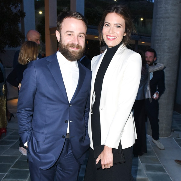 Mandy Moore Marries Taylor Goldsmith In Private Backyard Ceremony