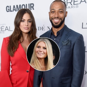 Ashley Graham, Justin Ervin, Gwyneth Paltrow