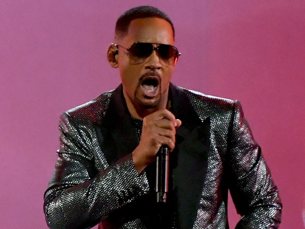 Will Smith Raps in Spanish With Marc Anthony and Bad Bunny at the 2018 Latin Grammys