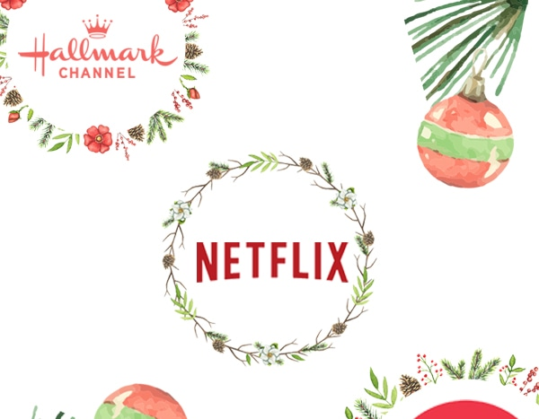 How Netflix Is Making a Play for Hallmark's Christmas Crown | E! News