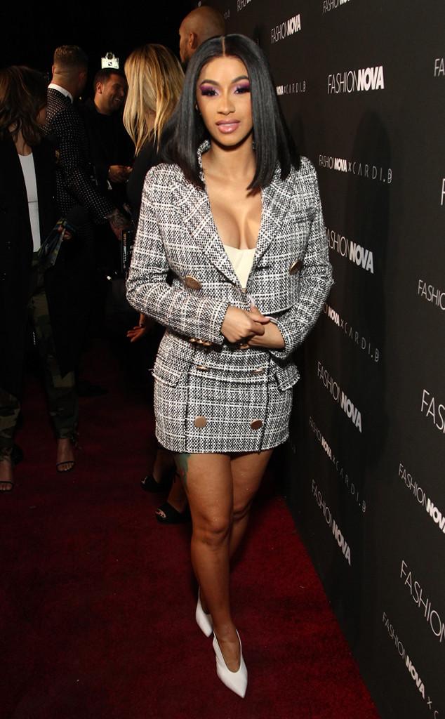 ESC: Best Dressed, Cardi B