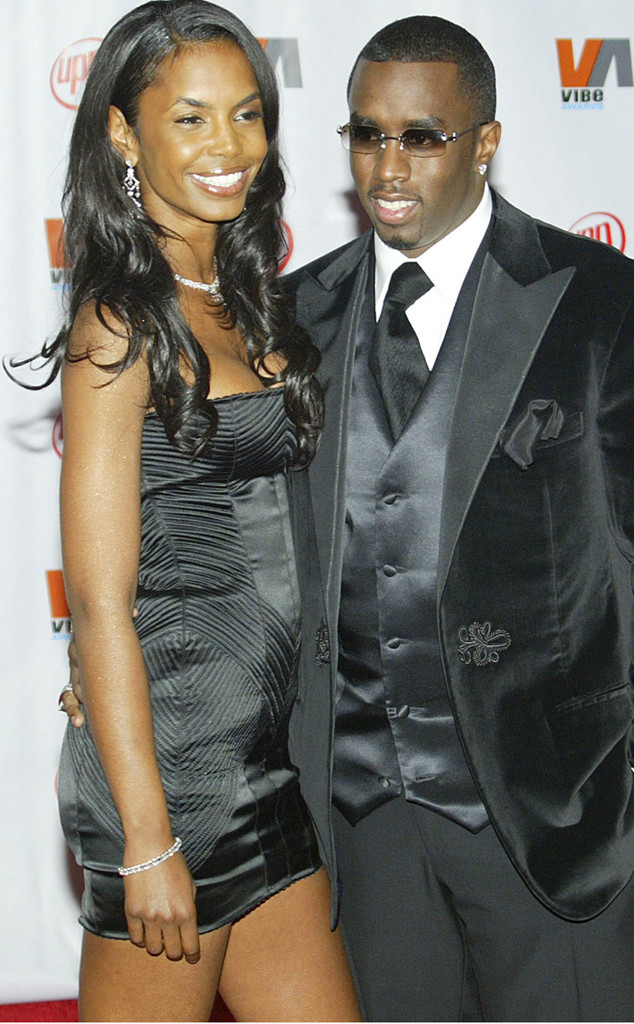 Kim Porter, Sean Combs, Diddy