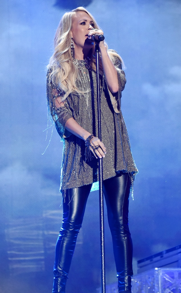 Carrie Underwood -  Maddie & Tae and Runaway June will join the  American Idol  winner for the Cry Pretty  Tour 360  that kicks off this month.