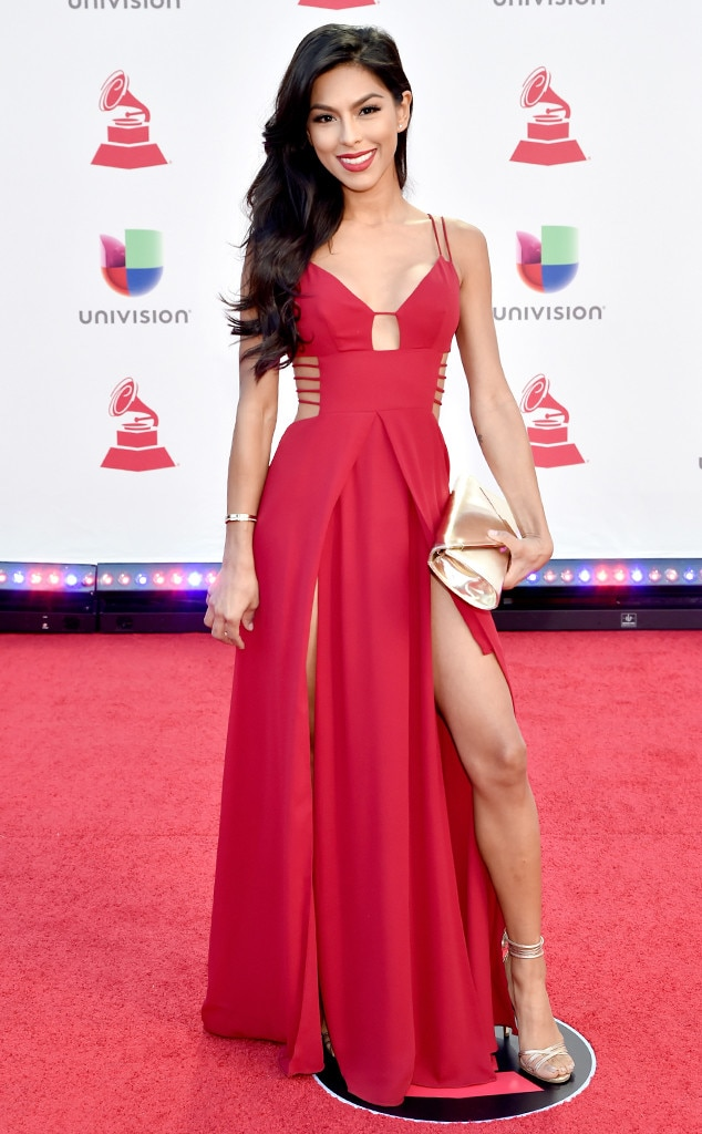 Nathalia Castellon, Latin GRAMMY Awards