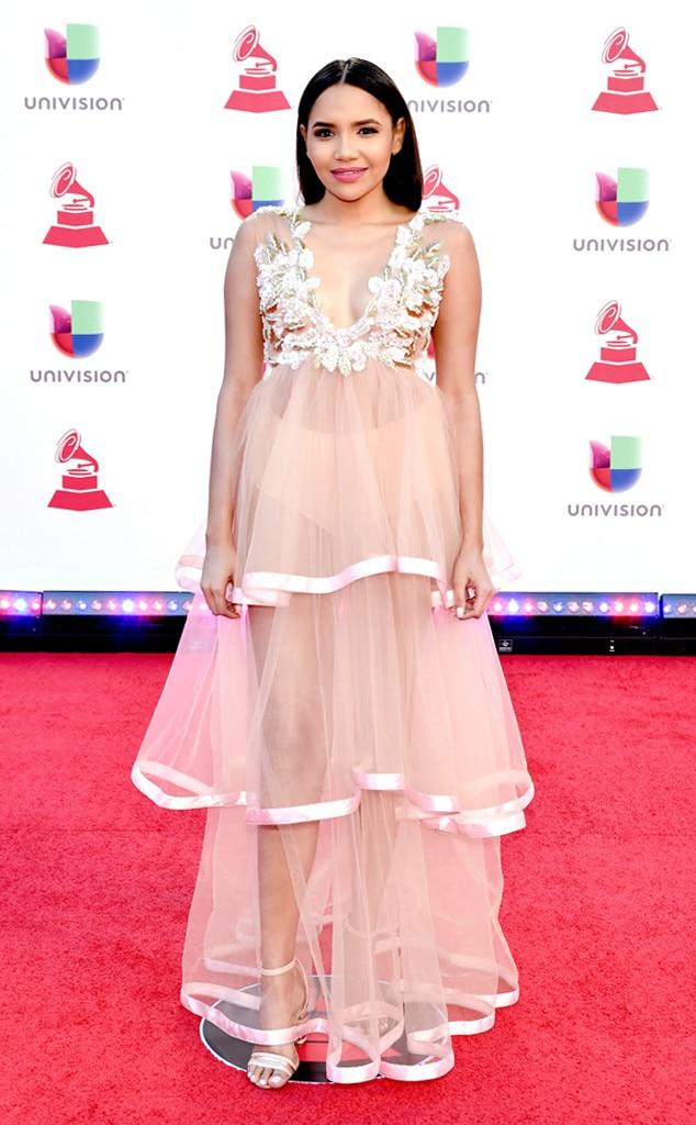 Yarissa, Latin GRAMMY Awards