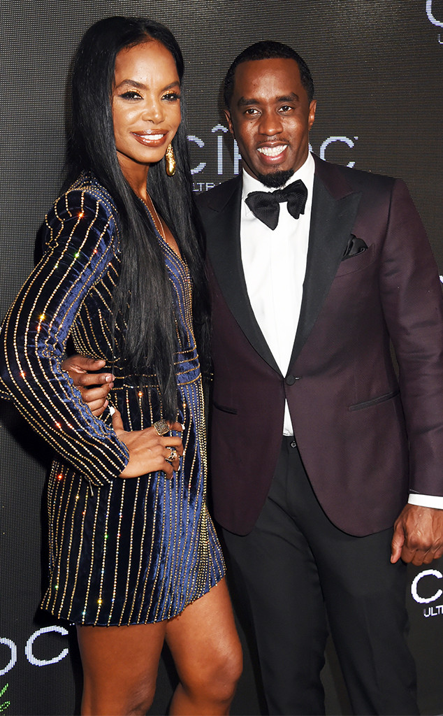 Kim Porter, Sean P. Diddy Combs