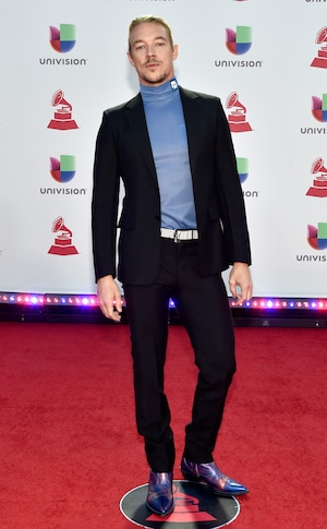 Diplo, Latin Grammy Awards 2018