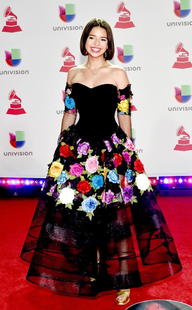 Angela Aguilar, Latin Grammy Awards 2018