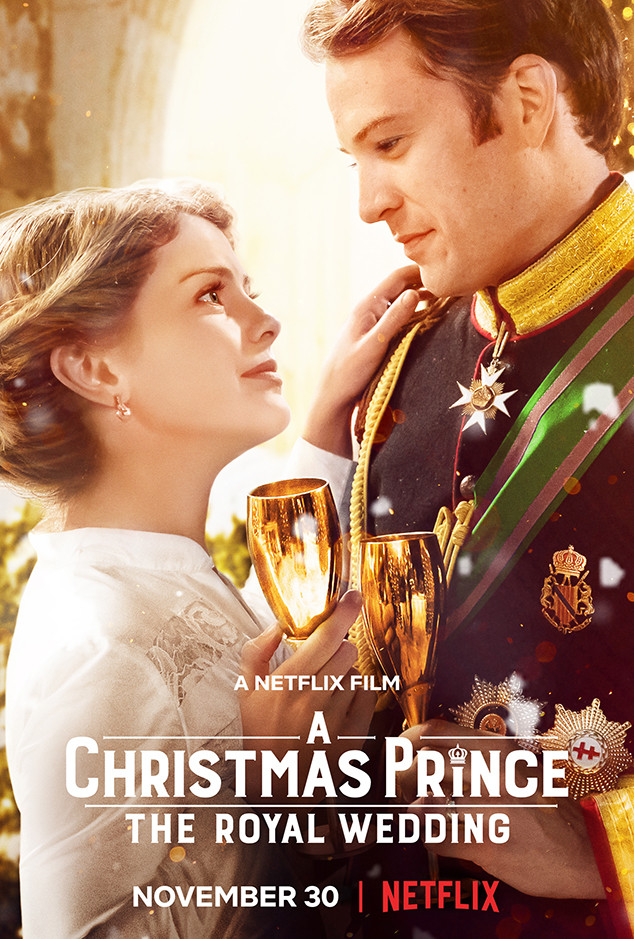 A Christmas Prince\'s Sequel Trailer Takes You Inside the Royal ...