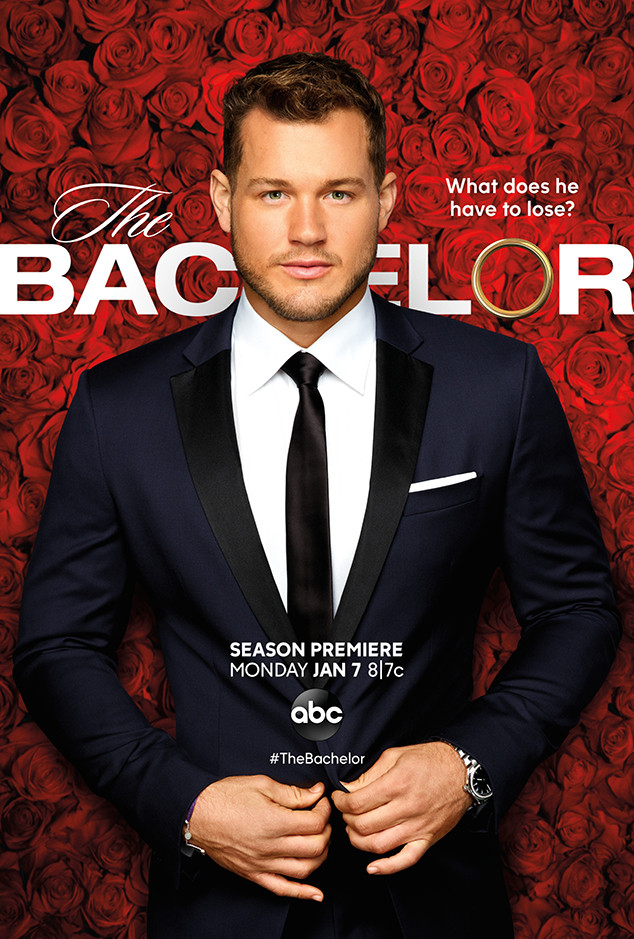 Colton's The Bachelor Poster Wants to Remind You of ...