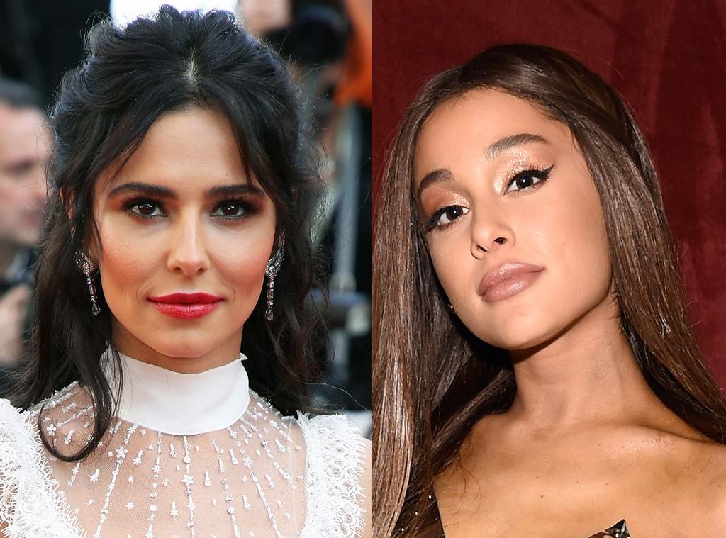 Cheryl Cole, Ariana Grande