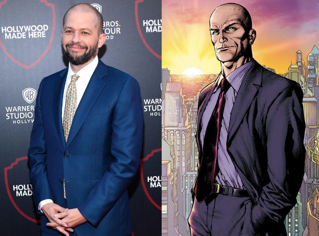 Lex Luthor, Jon Cryer