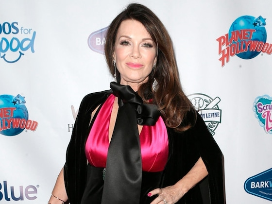 Lisa Vanderpump Walks Her First Red Carpet Since News of <i>RHOBH</i> Exit