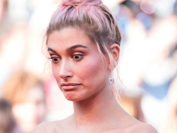 Um, Hailey Baldwin Accidentally Followed a Selena Gomez Fan Account