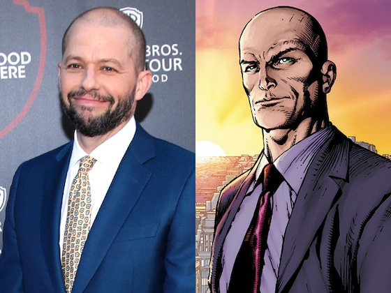 Meet <i>Supergirl</i>'s Lex Luthor: Jon Cryer