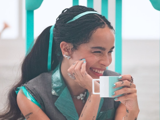 Zoe Kravitz Calls <i>Big Little Lies</i> Cast Her Inspiration in New Tiffany & Co. Campaign