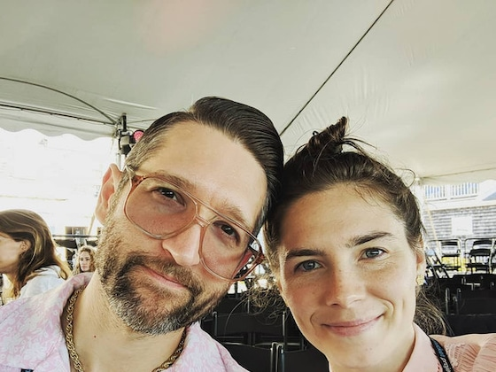 Amanda Knox Gets Engaged to Her Longtime Boyfriend in Alien-Themed Proposal