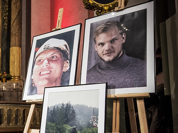 Avicii's Family and Hundreds of Fans Gather for Elaborate Memorial Service