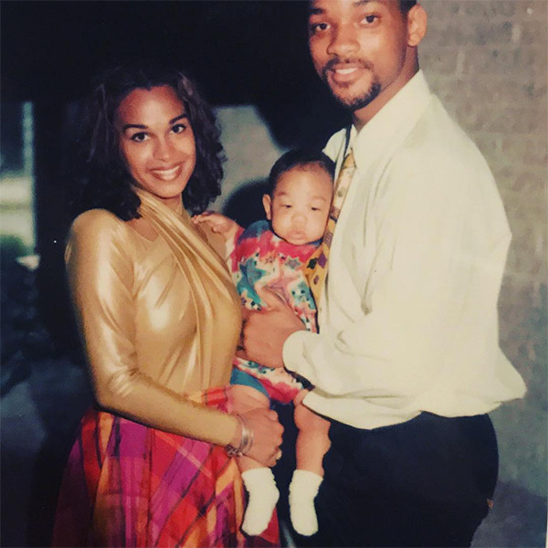 Sheree Zampino, Will Smith, Trey Smith, Throwback