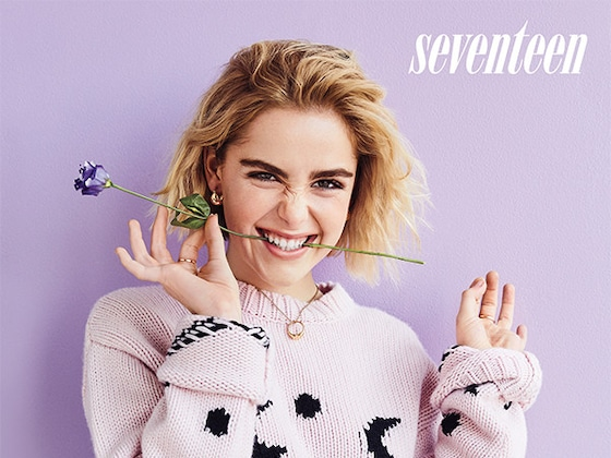 <i>The Chilling Adventures of Sabrina</i>'s Kiernan Shipka Opens Up About Why Sabrina Is an &quot;Inspiration&quot;