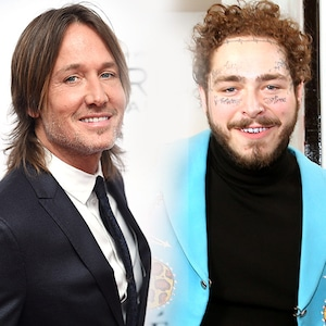 Keith Urban, Post Malone
