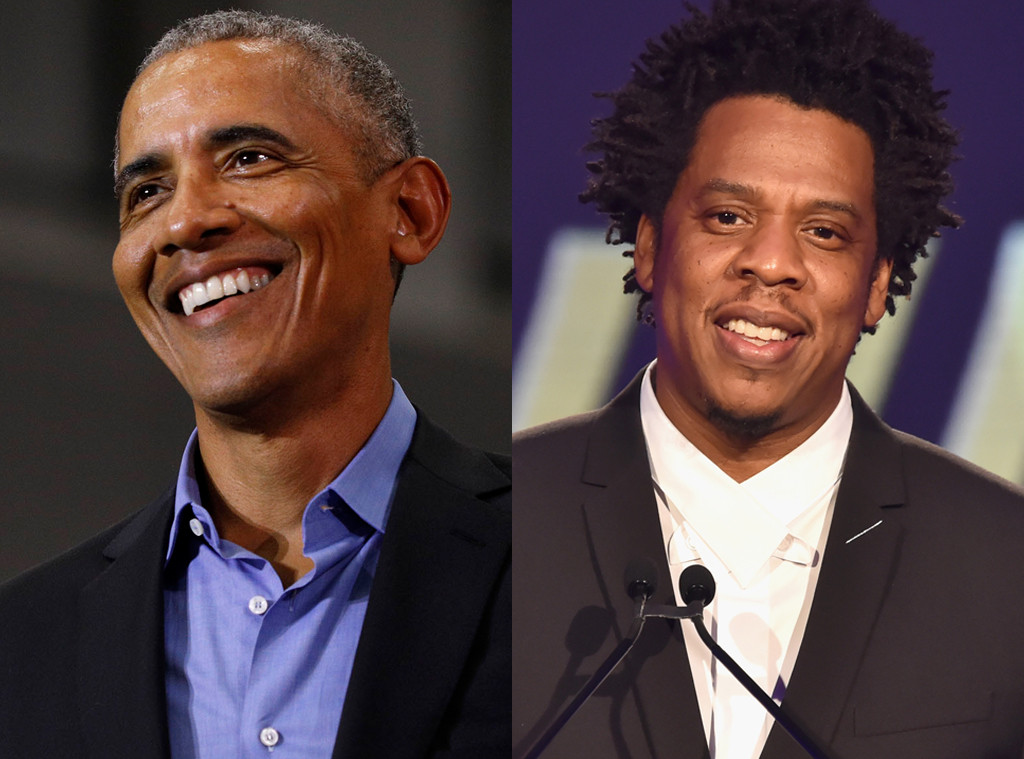 barack obama compares himself to jay z after surprising wife
