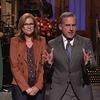 Ellie Kemper, Jenna Fischer, Steve Carell, Ed Helms, The Office, SNL