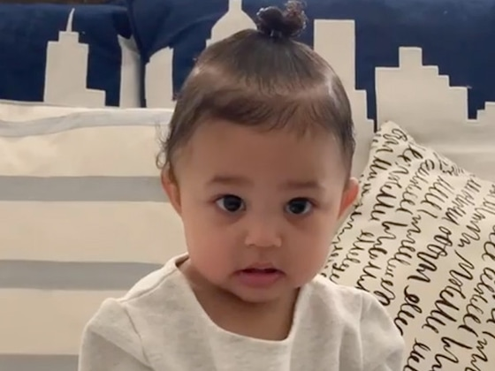 Kylie Jenner Tries to Teach Baby Stormi New Words in the Cutest Video
