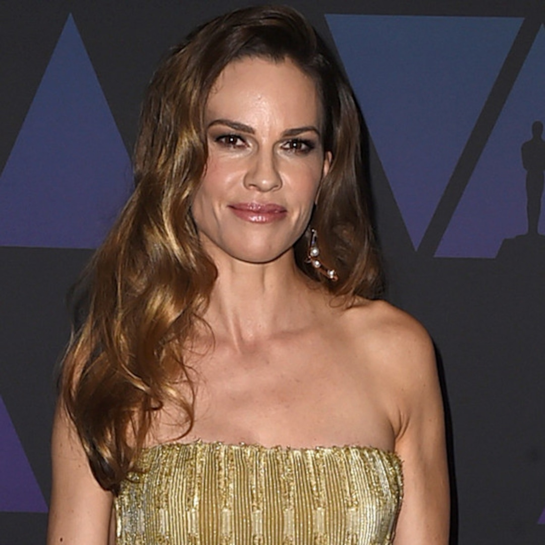 "Hilary Swank Sues SAG-AFTRA's Health Plan Over ""Barbaric"" Denial of Coverage – E! NEWS"