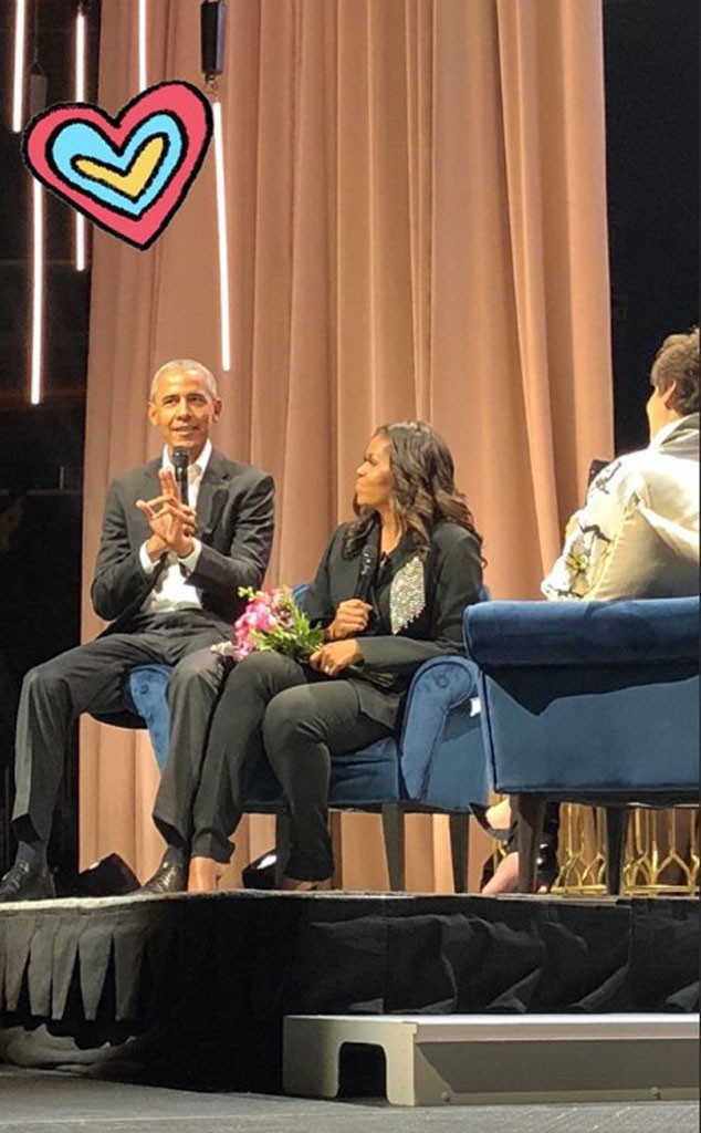 Image result for Barack Obama Compares Himself to Jay-Z After Surprising Wife Michelle in Washington