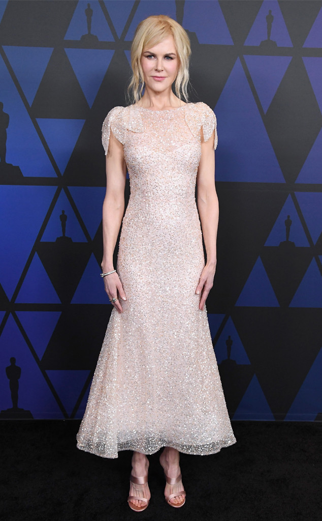 Nicole Kidman, 2019 Governors Awards