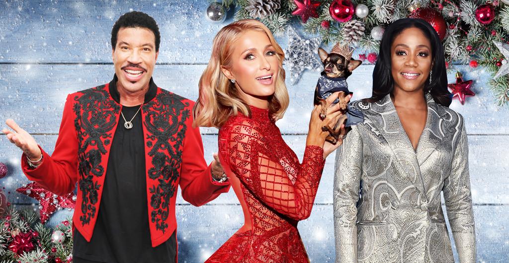 Lionel Richie, Paris Hilton, Tiffany Haddish, Pop Culture Holidays