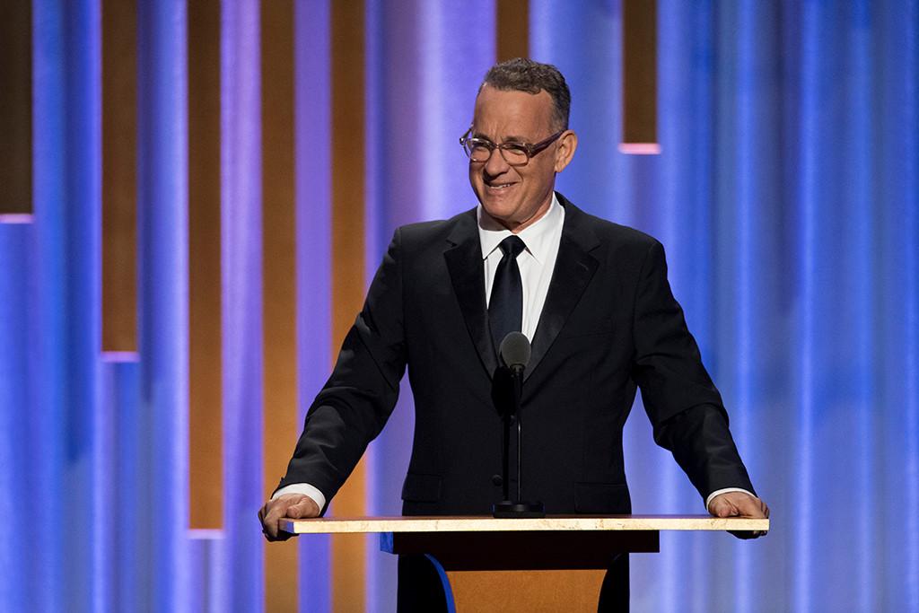 Tom Hanks, 2018 Governors Awards