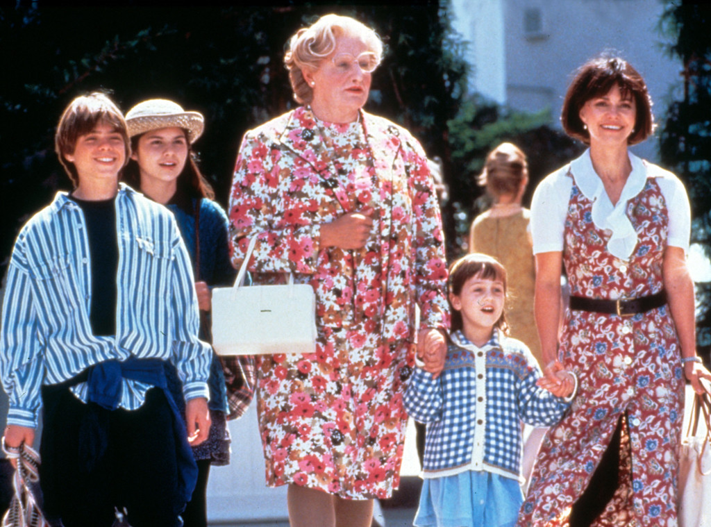 Mrs. Doubtfire | Single Mother Movies | Beanstalk Mums