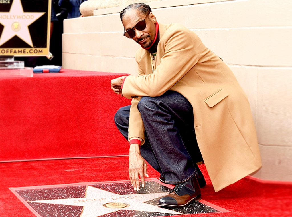 Snoop Dogg, Hollywood Walk of Fame Star