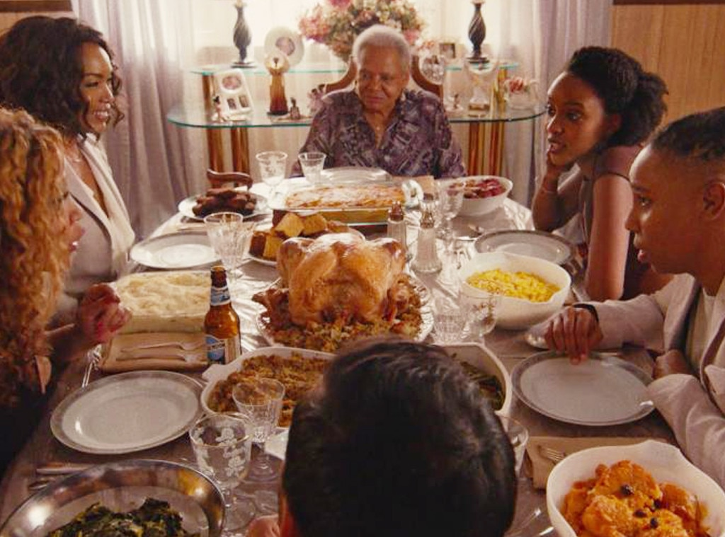 Master Of None, Thanksgiving