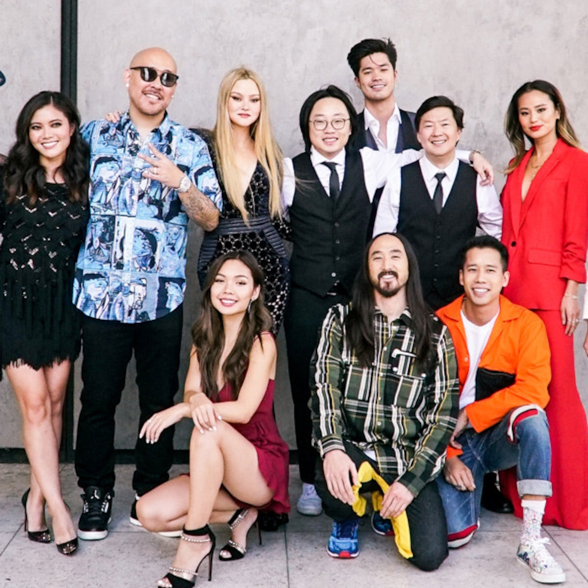 Bts Steve Aoki S Waste It On Me Stars An All Asian American