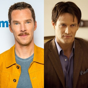 Benedict Cumberbatch, Stephen Moyer, True Blood