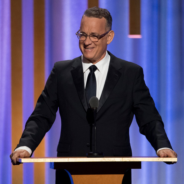 Tom Hanks, 2018 Governors Awards