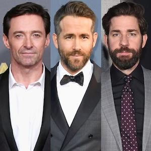 Hugh Jackman, Ryan Reynolds, John Krasinski