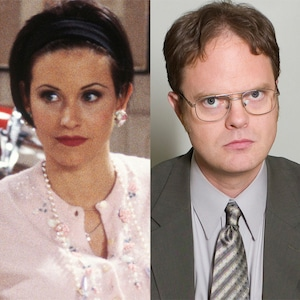 Lauren Graham, Andre Braugher, Courtney Cox, Rainn Wilson