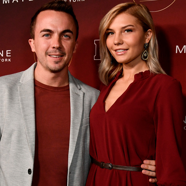 Frankie Muniz Is Engaged to Longtime Girlfriend