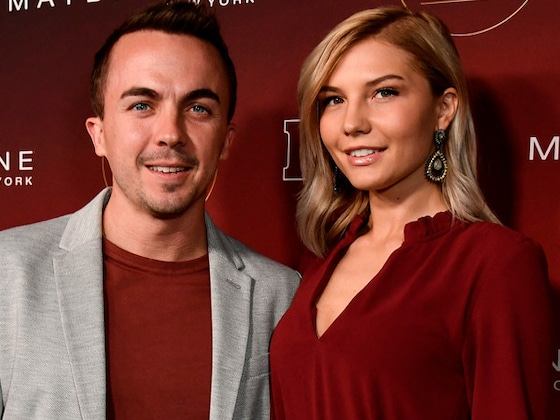 Frankie Muniz Marries Longtime Girlfriend Paige Price