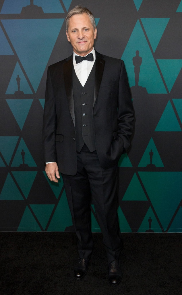 Viggo Mortensen, 2018 Governors Awards Arrivals