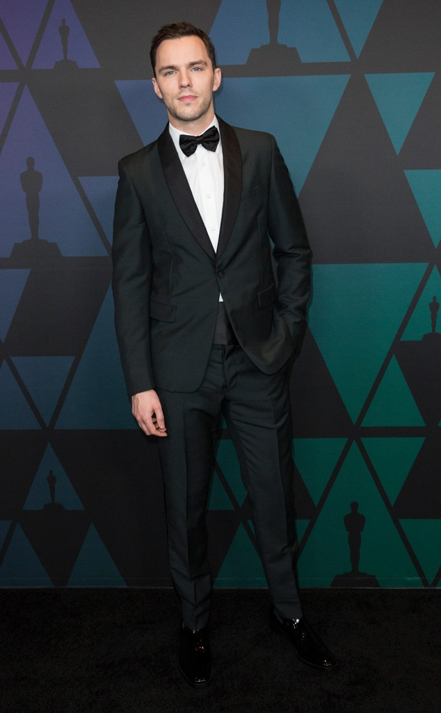 Nicholas Hoult from 2018 Governors Awards: See the Stars ...