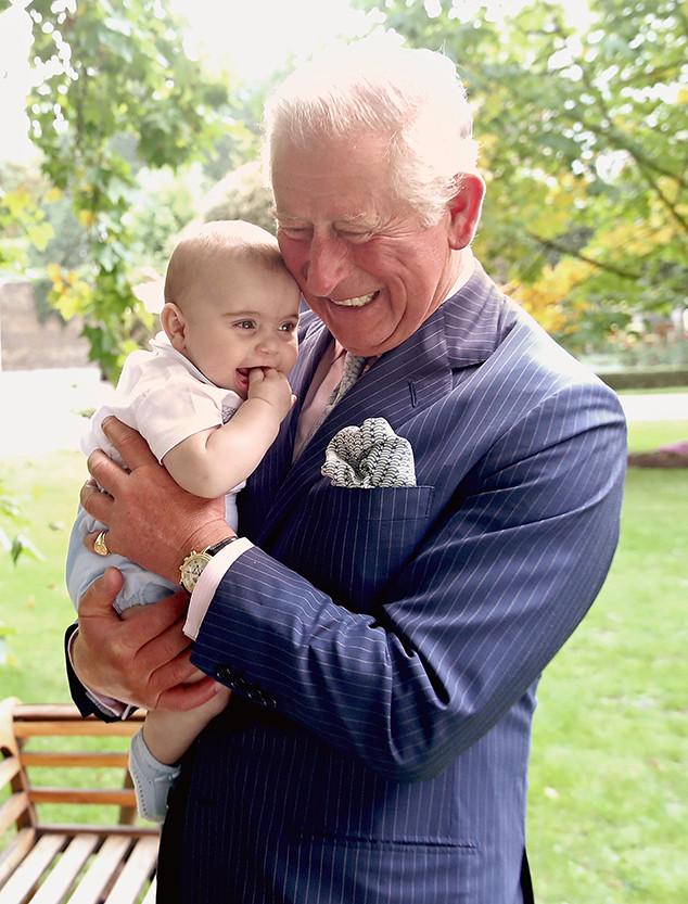 Prince Charles, Prince Louis