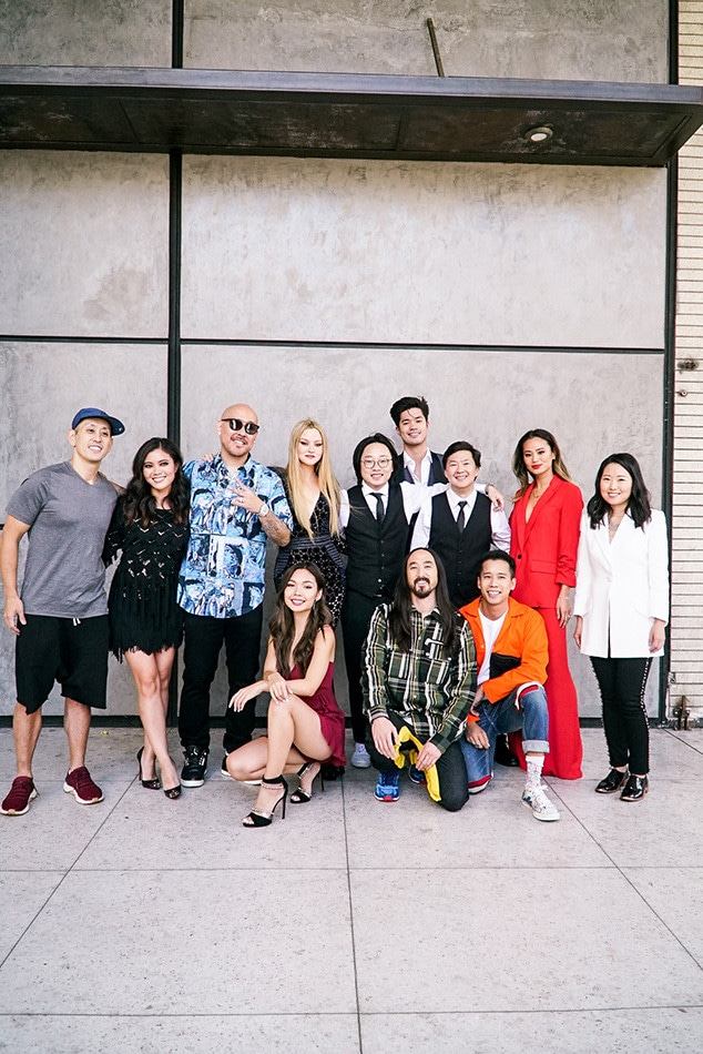 Waste It On Me Music Video Cast