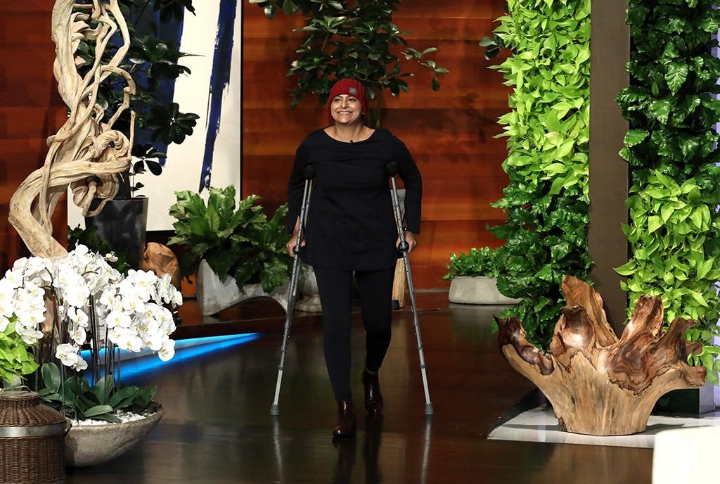 Fatima Ali, The Ellen DeGeneres Show